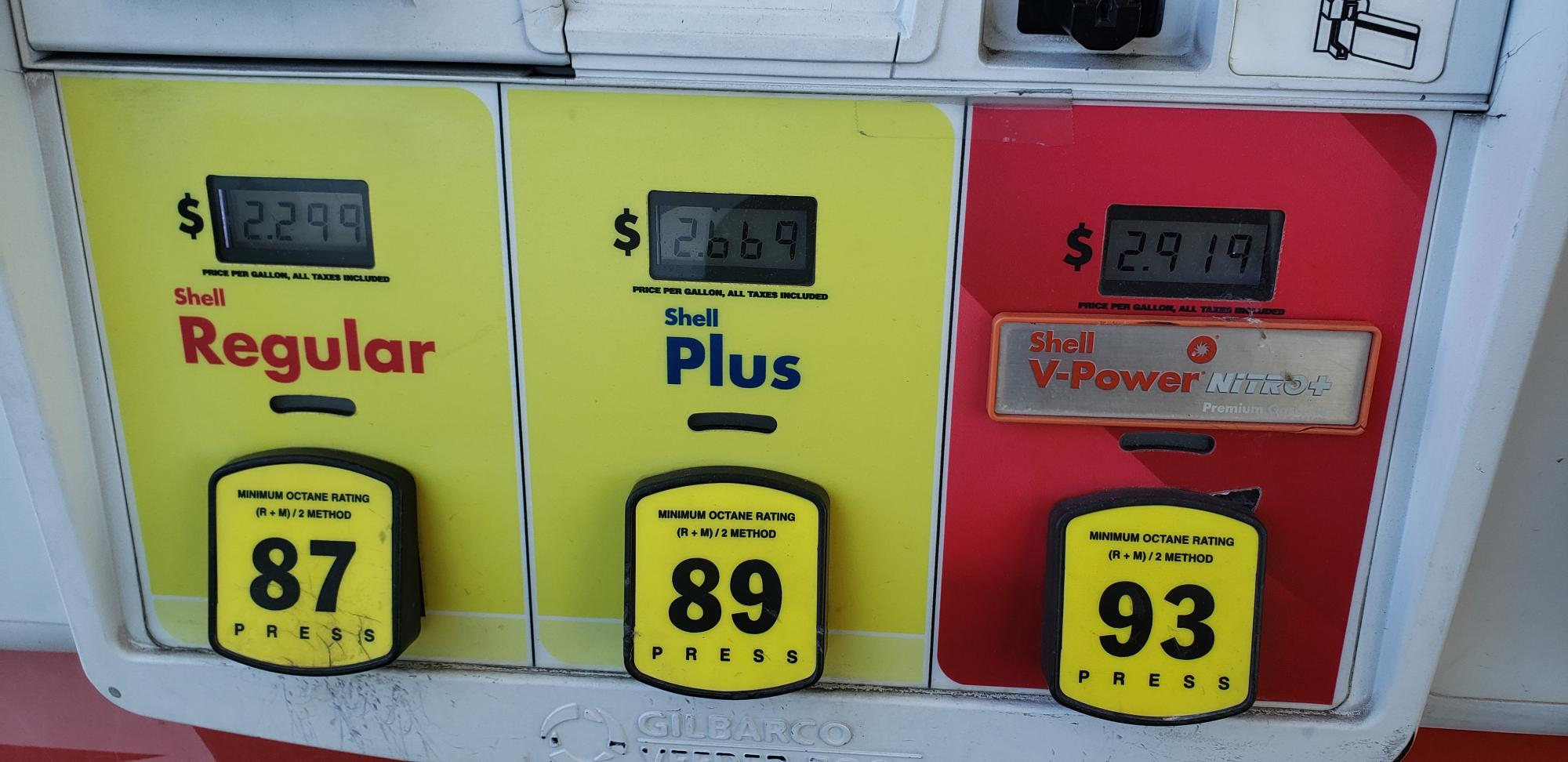 Gas prices - What are YOU paying?-20190911_105948_1568218568059.jpg