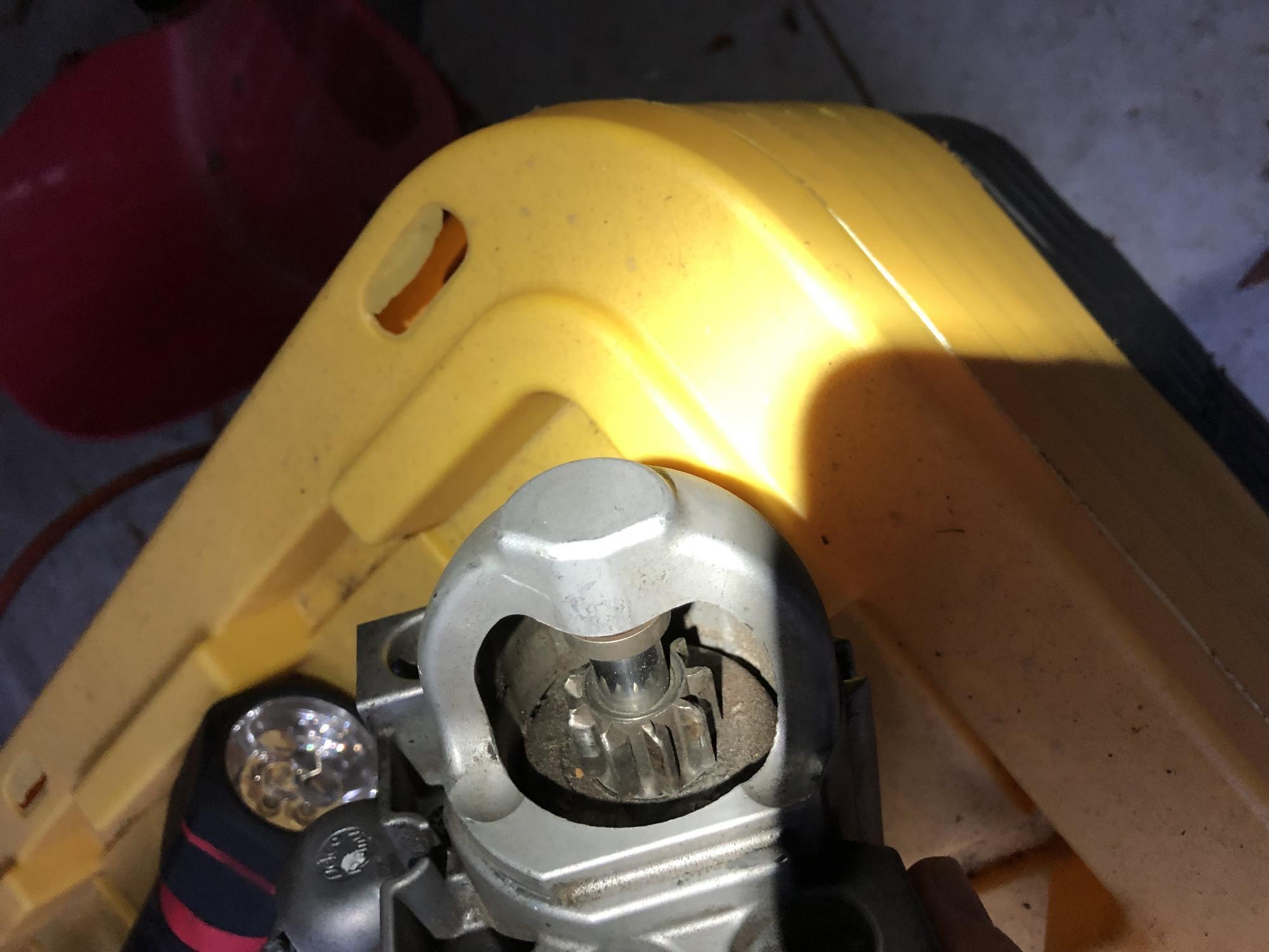 Anybody repair a P0335 code?
